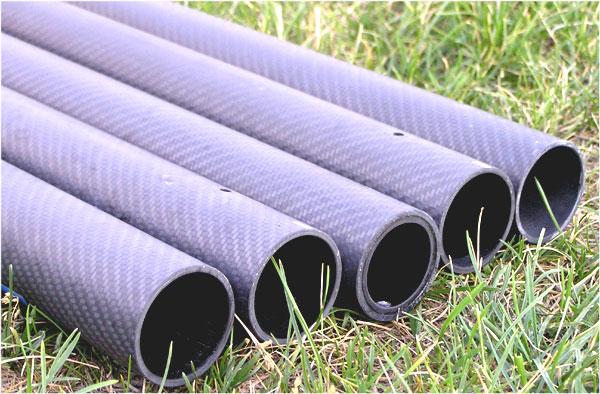 Custom Carbon Fiber Tubes